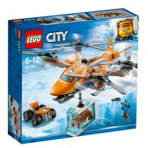 LEGO City Arktis-Frachtflugzeug