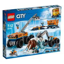 LEGO City Mobile Arktis-Forschungsstation