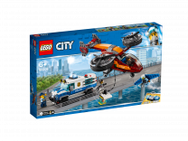 LEGO City Polizei Diamantenraub