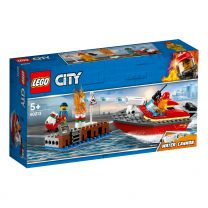 LEGO City Feuerwehr am Hafen