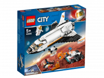 LEGO City Mars Forschungsshuttle