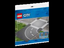LEGO City Kurve und Kreuzung