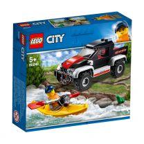 LEGO City Kajak-Abenteuer