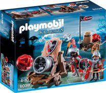 Playmobil Knights Riesenkanone der Falkenritter