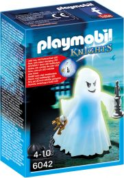 Playmobil Knights Gespenst mit Farbwechsel-LED