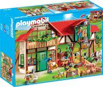 Playmobil Country Großer Bauernhof