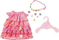 Zapf Creation Baby Born Sommerkleid mit Pins