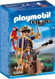 Playmobil Pirates Piratenkapitän
