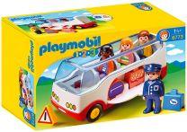 Playmobil 1.2.3 Reisebus