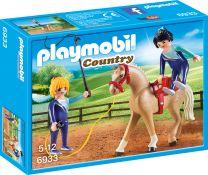 Playmobil Country Voltigier-Training