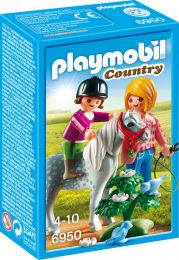 Playmobil Country Spaziergang mit Pony