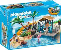 Playmobil Family Fun Karibikinsel mit Strandbar