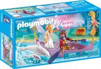 Playmobil Fairies Romantisches Feenboot