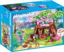 Playmobil Fairies Waldfeenhaus