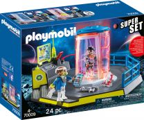 Playmobil SuperSet Galaxy Police Gefängnis