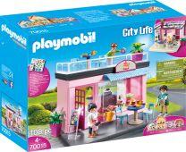 Playmobil City Life Mein Lieblingscafé