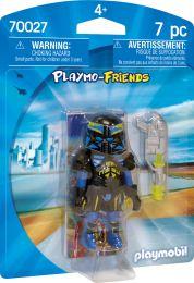 Playmobil Playmo-Friends Weltraumagent