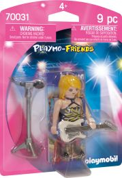 Playmobil Playmo-Friends Rockstar
