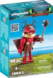 Playmobil Dragons Rotzbakke mit Fluganzug