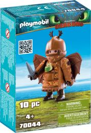 Playmobil Dragons Fischbein mit Fluganzug