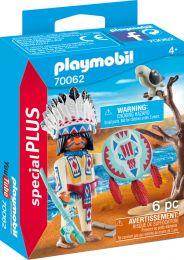 Playmobil Special Plus Indianerhäuptling