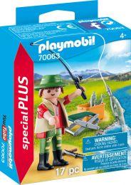 Playmobil Special Plus Angler