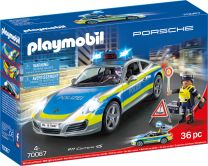 Playmobil City Action Porsche 911 Carrera 4S