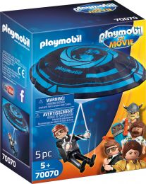Playmobil The Movie Rex Dasher