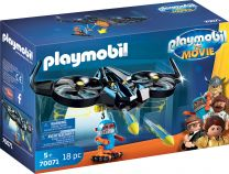 Playmobil The Movie Robotitron mit Drohne