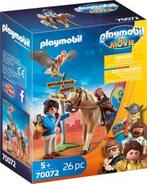 Playmobil The Movie Marla mit Pferd