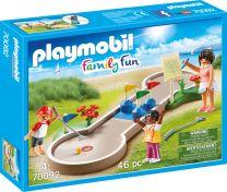 Playmobil Family Fun Minigolf