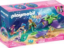 Playmobil Magic Perlensammler mit Rochen