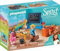 Playmobil Spirit Schulzimmer von Miss Flores