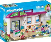 Playmobil City Life Mitnehm-Tierklinik