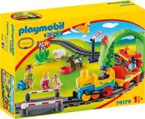 Playmobil 1.2.3 Meine erste Eisenbahn