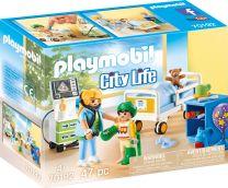 Playmobil City Life Kinderkrankenzimmer