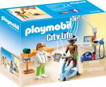 Playmobil City Life Beim Facharzt Physiotherapeut