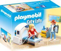 Playmobil City Life Beim Facharzt Radiologe