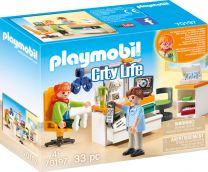 Playmobil City Life Beim Facharzt Augenarzt