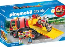 Playmobil City Life Abschleppdienst