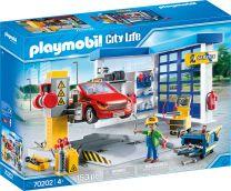 Playmobil City Life Autowerkstatt