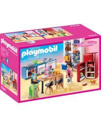 Playmobil Dollhouse Familienküche