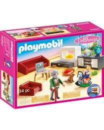 Playmobil Dollhouse Gemütliches Wohnzimmer