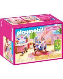 Playmobil Dollhouse Babyzimmer