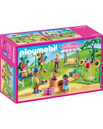 Playmobil Dollhouse Kindergeburtstag mit Clown