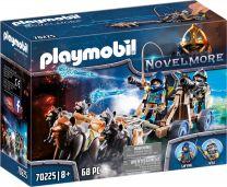 Playmobil Novelmore Wolfsgespann und Wasserkanone