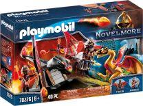 Playmobil Novelmore Burnham Raiders Kampftraining d. Drachen