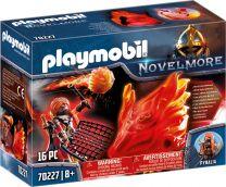 Playmobil Novelmore Burnham Raiders Feuergeist und Hüterin