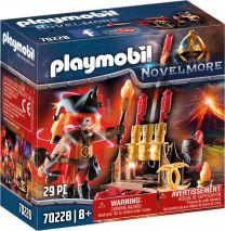 Playmobil Novelmore Burnham Raiders Feuerwerkskanone
