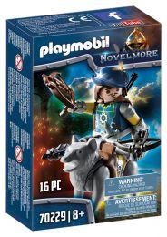 Playmobil Novelmore Armbrustschütze mit Wolf